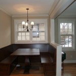 Stained & Enameled Breakfast Nook