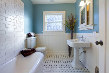 Genial Semi Gloss Paint Bathroom Eggshell In M