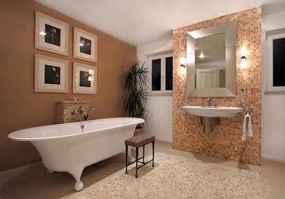Check Out The Slideshow Below For More Bathroom Paint Ideas: