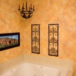 Faux Finishes - Bathroom Paint Ideas