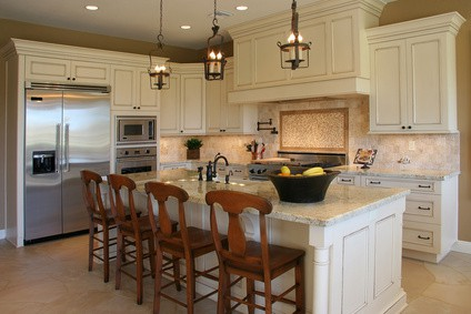 dont spend a fortune on new kitchen cabinets - Professional Painting Kitchen Cabinets