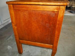 Stripping A Maple Dresser