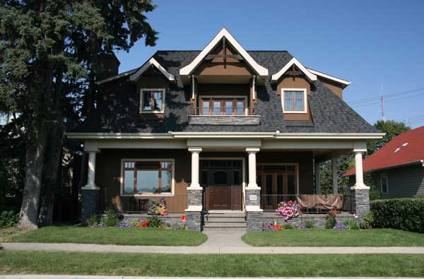 Exterior House Paint Casual Cottage