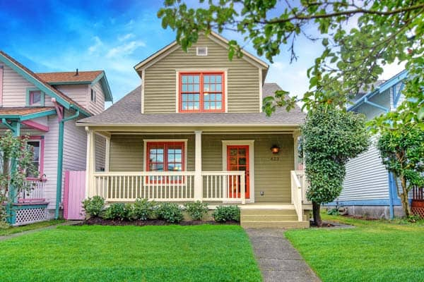 Exterior painting minneapolis painting company for Exterior house accents