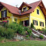 Minneapolis Exterior Painting Yellow House