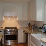 Minneapolis Enameled Kitchen Cabinets