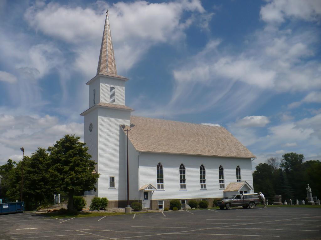 Apple Valley Church Exterior 3