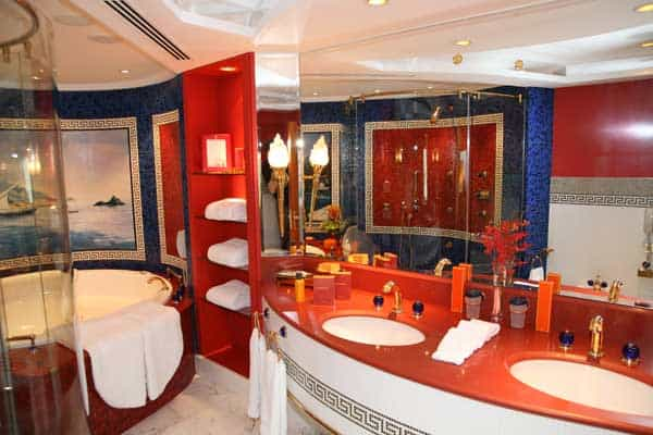 Primary Colors - Bathroom Paint Ideas