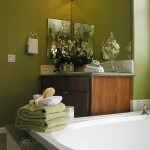 Dark Colors - Bathroom Paint Ideas