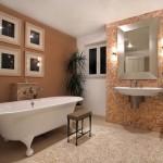 Bathroom Paint Ideas for a Large Bathroom 4