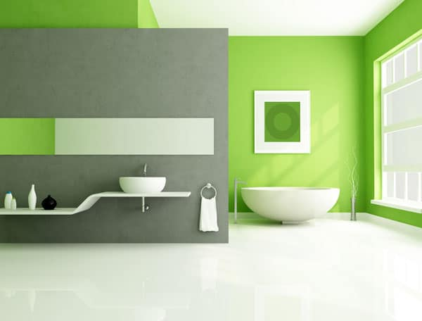 Bathroom Paint Idea 1
