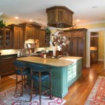 Ideas For Country Kitchen Cabinets 4
