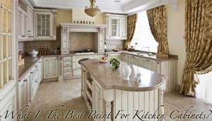 What is the Best Paint for Kitchen Cabinets 1