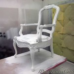 Glazing A Chair - Video and How To 3