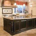 Ideas For Country Kitchen Cabinets 1