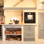 Ideas For Country Kitchen Cabinets 7