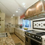 Ideas For Country Kitchen Cabinets 2