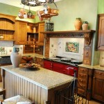Ideas For Country Kitchen Cabinets 12