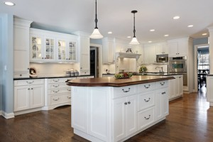 How to choose a kitchen color scheme 2