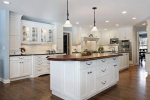 How to choose a kitchen color scheme 2
