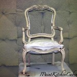 Glazing A Chair - Video and How To 16