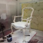 Glazing A Chair - Video and How To 4