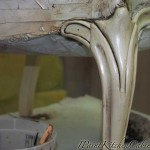 Glazing A Chair - Video and How To 8