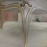 Glazing A Chair - Video and How To 7