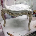 Glazing A Chair - Video and How To 10