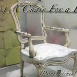 Glazing A Chair - Video and How To 17