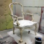 Glazing A Chair - Video and How To 18