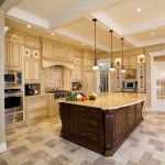Ideas For Country Kitchen Cabinets 8