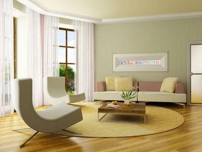 Light-Green-Living-Room
