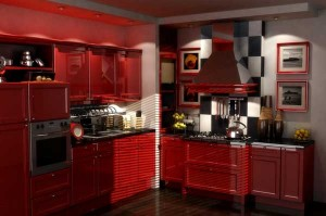 How to choose a kitchen color scheme 1