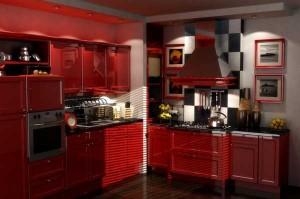 How to choose a kitchen color scheme 1