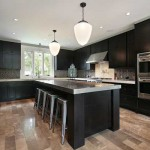 7 Pictures of Black Painted Cabinets 1