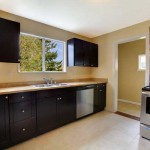 7 Pictures of Black Painted Cabinets 3