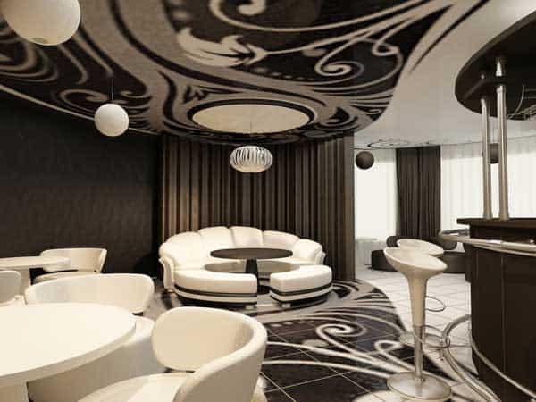 Funky-Painted-Room