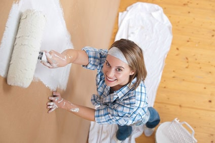 Homeowner-Painting