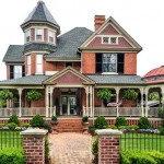 Minneapolis Exterior Painting Brick House With Painted Accents