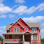 Minneapolis Exterior Painting Cute Red House