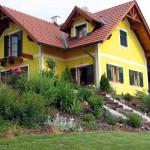 Minneapolis Exterior Painting Yellow House