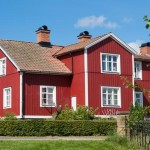 red exterior