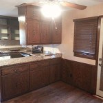 Kitchen Cabinets Before 2